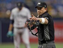 MLB umpire