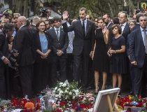 King Felipe Aug. 19/17