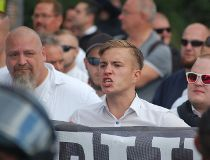 Berlin rally Aug. 19/17