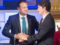 Trudeau Varadkar FILES Aug. 20/17
