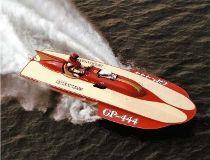 regatta crash boat