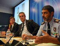 Barcelona Terror Attack Manhunt