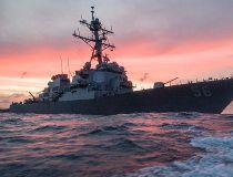 McCain ship