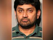 Uber driver Muhammad Fahim