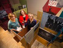 provincial archives exhibit
