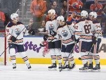 Oilers Flames pre-season 2017