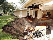Apopka Florida sinkhole