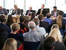 Mayoral debate at MRU