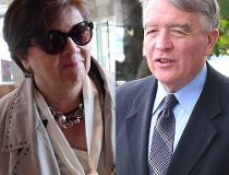 Pat Sorbara and Gerry Lougheed