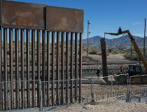 Border wall FILES Sept. 20/17