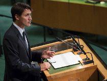Justin Trudeau Sept. 21/17