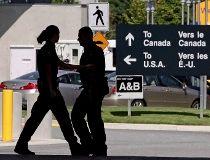 Canada border FILES Sept. 21/17