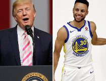 Trump Curry Sept. 22/17