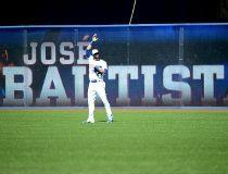 Toronto Blue Jays' Jose Bautista