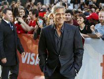George Clooney Sept. 9/17
