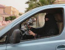 Saudi Arabia Female Driver