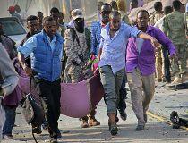 Somalis use a sheet