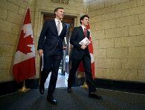 Trudeau Morneau Budget