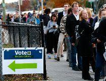 Calgary election line-ups