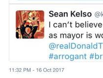 Flames tweet