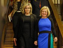 Alberta Premier Rachel Notley