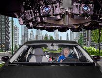 DriverLab studies people instead of cars
