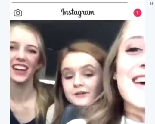 Instagram video of high school girls yelling 'f--k n----rs' under investigation by school district