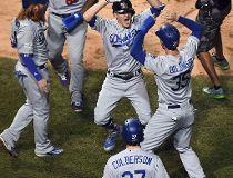 Dodgers Cubs Oct. 19/17