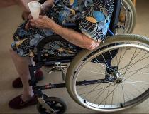 wheelchair senior