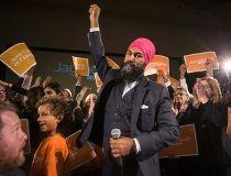Jagmeet Singh Leadership Victory