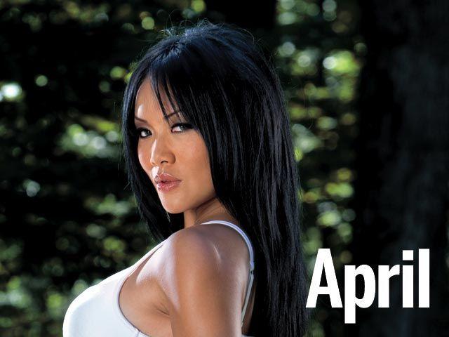 Calendar Girl April Tuebl : Sunshinegirl toronto sun