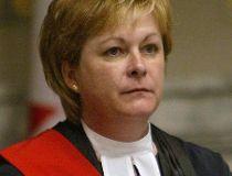 Associate Chief Justice Lori Douglas